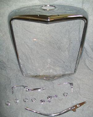 Aluminium chrome plating brisbane